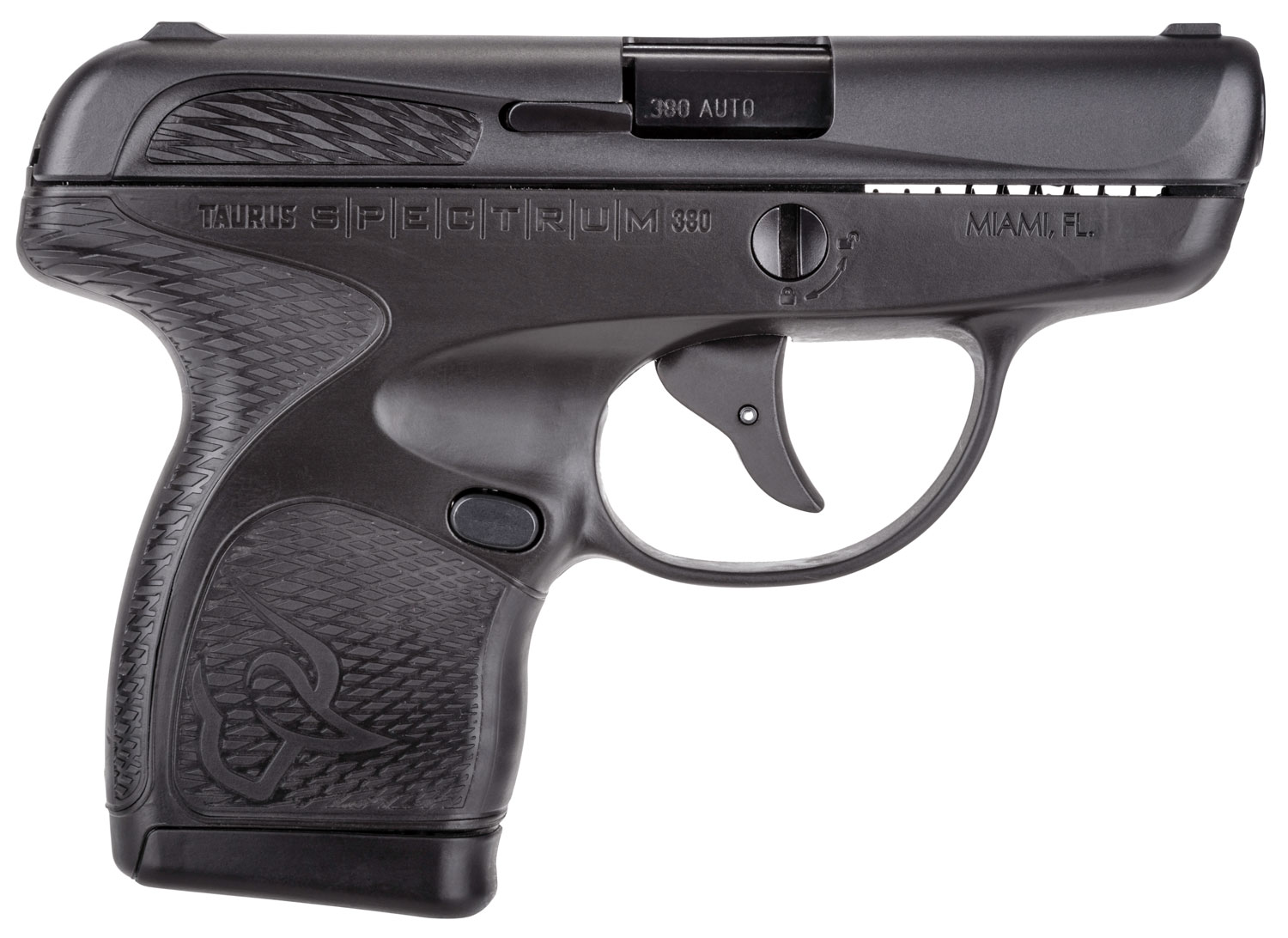"Taurus 1007031101 Spectrum Double 380 ACP 2.8"" 6+1/7+1  Grip"