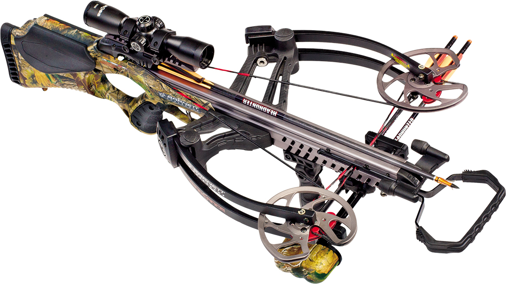 Barnett 78205 Vengeance Crossbow/Scope 365 3x32mm Pkg Camo