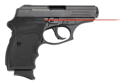 "Bersa T380MCCCT Thunder 380 Single/Double 380 Automatic Colt Pistol (ACP) 3.5"" 8+1 Black Synthetic/Crimson Trace Laser Grip Blac"